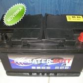 Autobaterie BaterMott 12V 80Ah (750A)