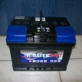 Autobaterie BaterMott 12V 55Ah (470 A)